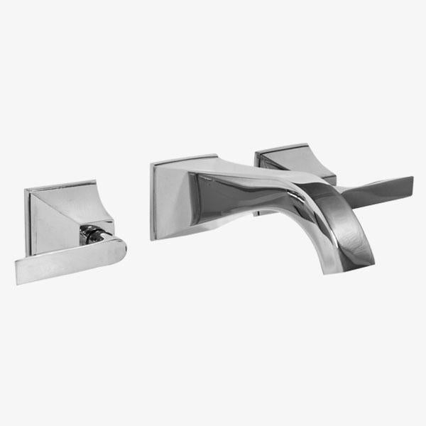 Sigma 1.518307T Wall/Vessel Lavatory Trim Only w/Lisse Handles