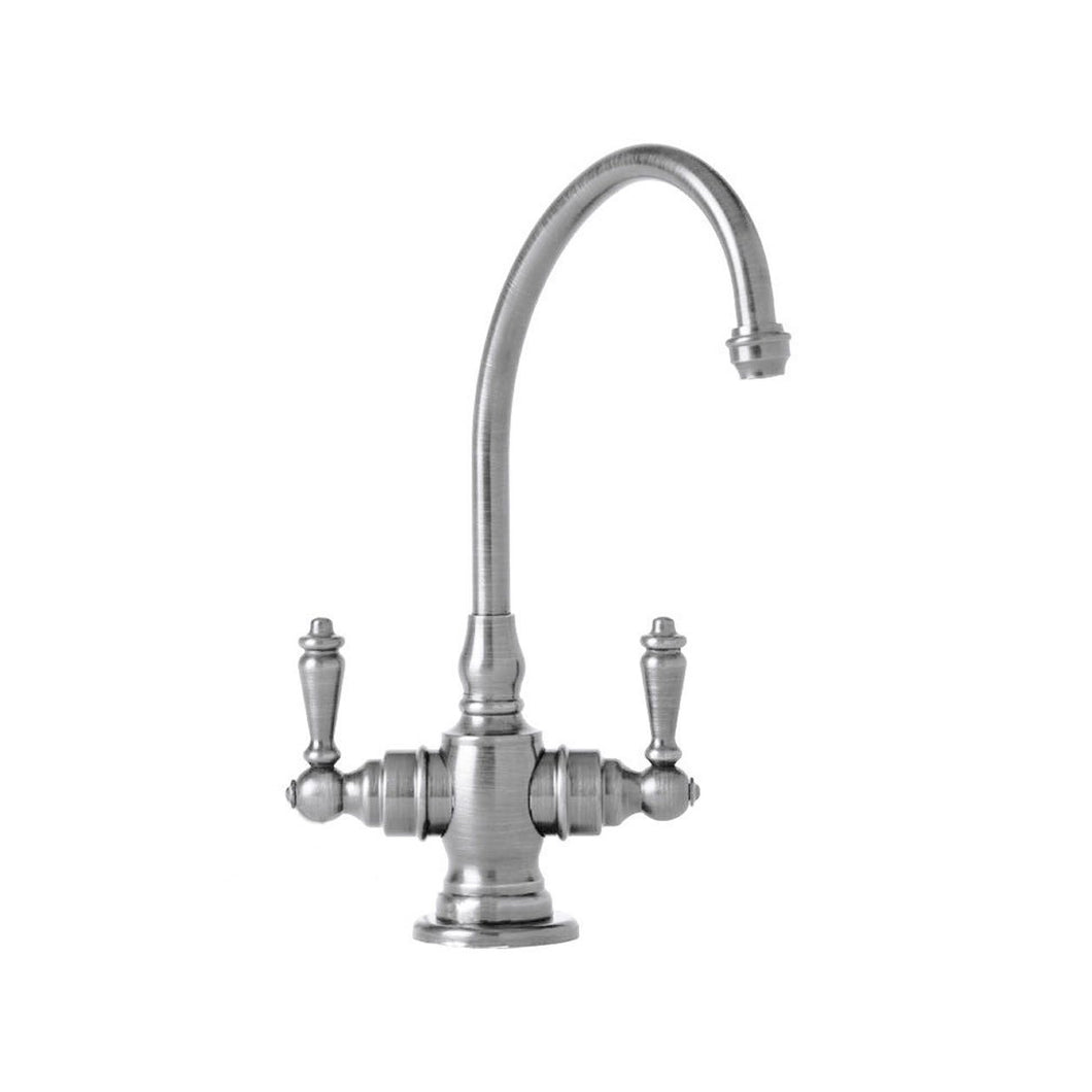 Waterstone 1200HC Hampton Hot and Cold Filtration Faucet - Lever Handles