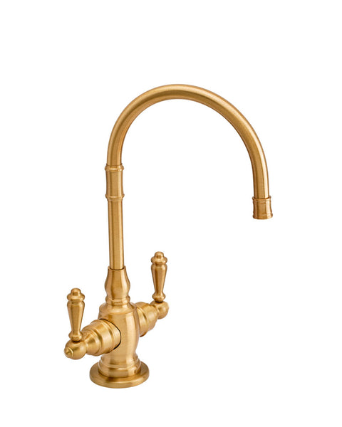 Waterstone 1202HC Pembroke Hot and Cold Filtration Faucet - Lever Handle