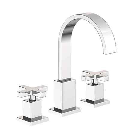 Newport Brass 2060 Secant Widespread Lavatory Faucet