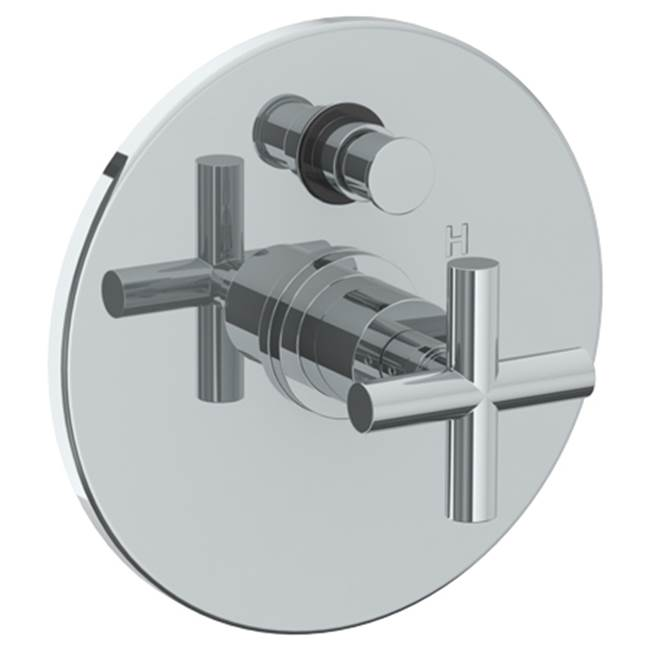 Watermark 23-P90-L9 Loft 2.0 Wall Mounted Pressure Balance Shower Trim With Diverter 7