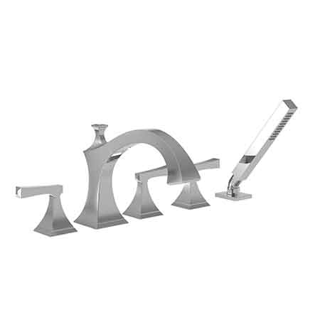 Newport Brass 3-2577 Roman Tub Faucet With Hand Shower