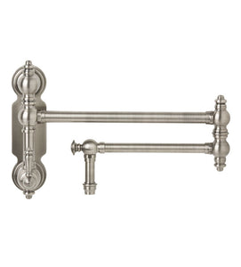 Waterstone 3100 Traditional Wall Mounted Potfiller - Lever Handle