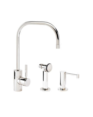 Waterstone 3825-2 Fulton Kitchen Faucet 2pc. Suite
