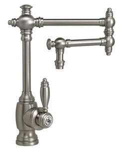 "Waterstone 4100-12 Towson Kitchen Faucet - 12"" Articulated Spout"