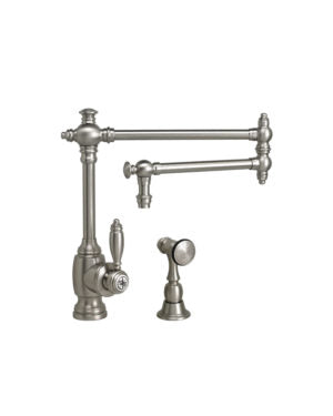 Waterstone 4100-18-1 Towson Kitchen Faucet - 18