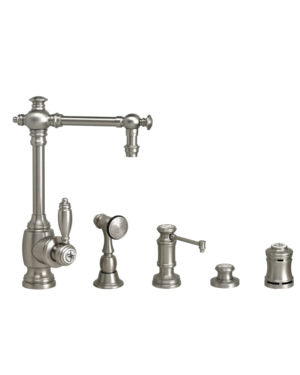 Waterstone 4700-4 Towson Prep Faucet 4pc. Suite