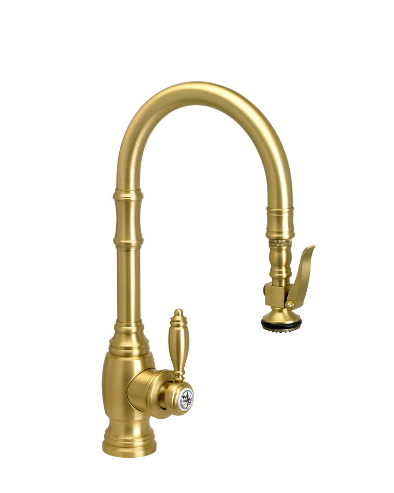 Waterstone 5200 Traditional Prep Size PLP Pulldown Faucet