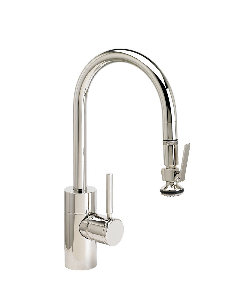 Waterstone 5930 Transitional Prep Size PLP Pulldown Faucet