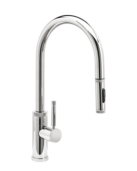 Waterstone 9400 Industrial PLP Pulldown Faucet w/ Toggle Sprayer