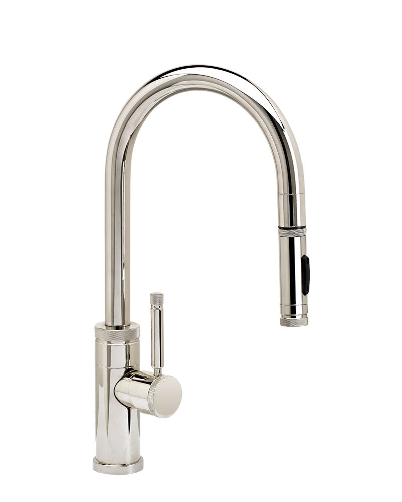 Waterstone 9900 Industrial Prep Size PLP Pulldown Faucet w/Toggle Sprayer