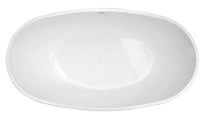 Hydro Systems ALA5831HTA Alamo 58 X 31 Metro Collection Thermal Air Tub
