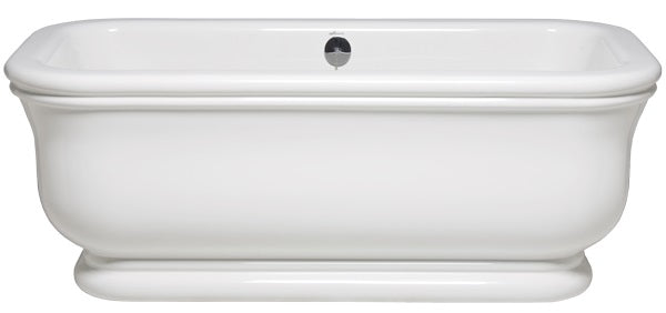 "Americh AN7236TA2 Andrina 72"" x 36"" Freestanding Airbath 2 Only Tub"