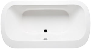"Americh AO6636LA2 Anora 66"" x 36"" Drop In Luxury Combo 2 Tub"