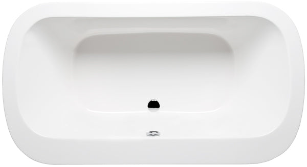 "Americh AO6636P Anora 66"" x 36"" Drop In Platinum Whirlpool Tub"