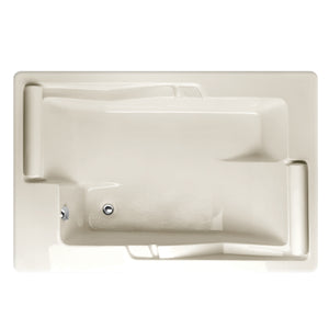 Hydro Systems ASH6048ATA Ashley 60 X 48 Acrylic Thermal Air Tub System