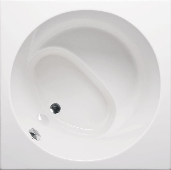 "Americh BV4848T Beverly 48"" x 48"" Drop In Tub Only"