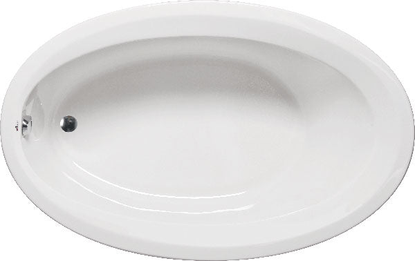 "Americh CA6040T Catalina 60"" x 40"" Drop In Tub Only"