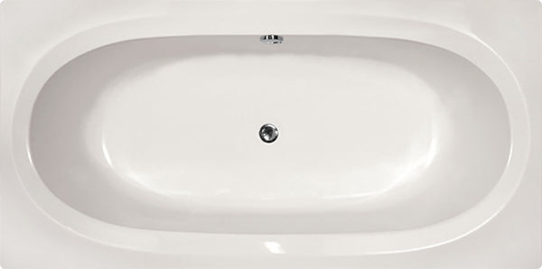 Hydro Systems CAR7236GTO Caribe 72 X 36 Soaking Tub