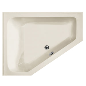 Hydro Systems COU6048ATA-RH Courtney 60 X 48 Acrylic Thermal Air System Right Hand Tub