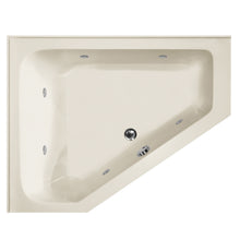 Load image into Gallery viewer, Hydro Systems COU6048AWP-RH Courtney 60 X 48 Acrylic Whirlpool Jet Tub System Right Hand Tub