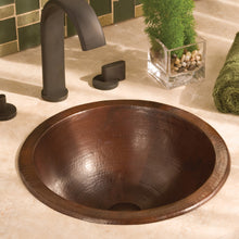 Load image into Gallery viewer, Native Trails CPS Paloma Copper Bath Sink