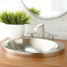 Load image into Gallery viewer, Native Trails CPS Hibiscus Copper Bath Sink