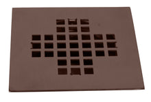 Load image into Gallery viewer, Westbrass D206-SQG Square Shower Drain Cover
