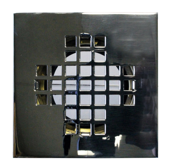 Westbrass D206-SQG Square Shower Drain Cover