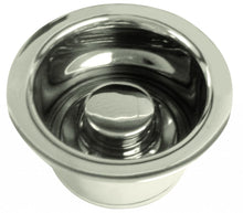 Load image into Gallery viewer, Westbrass D2082 InSinkErator Style Extra-Deep Disposal Flange and Stopper