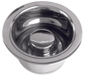 Westbrass D2082 InSinkErator Style Extra-Deep Disposal Flange and Stopper