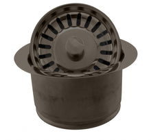 Load image into Gallery viewer, Westbrass D2082S InSinkErator Style Extra-Deep Disposal Flange and Strainer