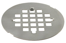 Load image into Gallery viewer, Westbrass D319 Casper No. 129 4-1/4 in. Snap-in Shower Strainer