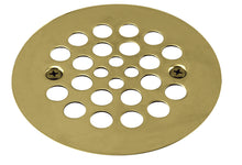 Load image into Gallery viewer, Westbrass D3193 4-1/4 in. O.D. Shower Strainer Plastic-Oddities Style