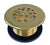 "Westbrass D3311-C 1-1/2"" Bath Drain with Grid and Screw"