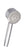 BARiL DOU-2553-04 4-Spray Anti-Limestone Hand Shower