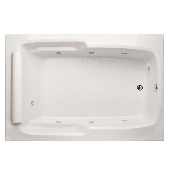 Hydro Systems DUO6048AWP Duo 60 X 48 Acrylic Whirlpool Jet Tub System