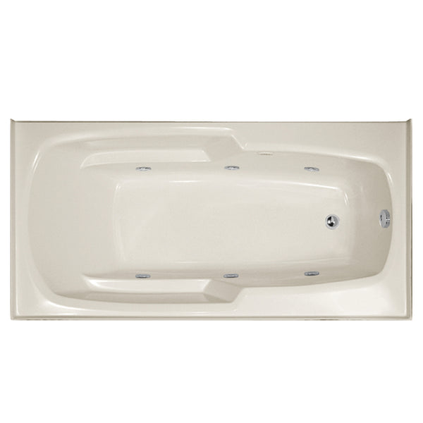 Hydro Systems ENT6032GWP-RH Entre 60 X 32 Whirlpool Jet Tub System Right Hand Tub