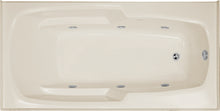 Load image into Gallery viewer, Hydro Systems ENT6632GWP-RH Entre 66 X 32 Whirlpool Jet Tub System Right Hand Tub
