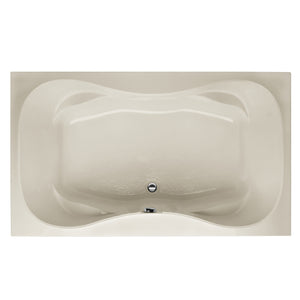 Hydro Systems EVA7242ATA Evansport 72 X 42 Acrylic Thermal Air Tub System