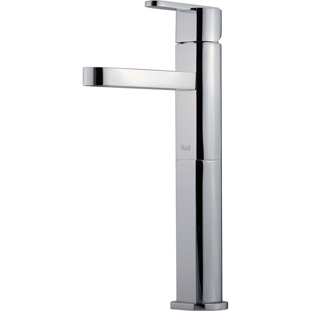 Fluid Wisdom F28002 Single Lever Lavatory Tap with 6