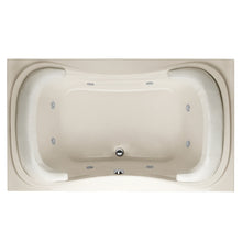 Load image into Gallery viewer, Hydro Systems FAN7242ACO Fantasy 72 X 42 Acrylic Airbath & Whirlpool Combo Tub System