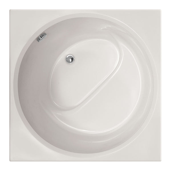 Hydro Systems FUJ4040GTO Fuji 40 X 40 Soaking Tub