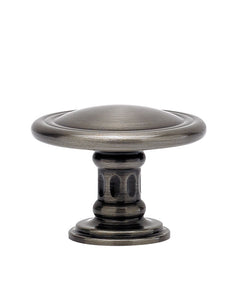 Waterstone HTK-002 Traditional Large Plain Cabinet Knob