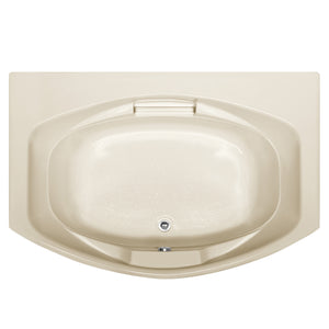 Hydro Systems JES7248ATA Jessica 72 X 48 Acrylic Thermal Air Tub System