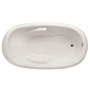 Hydro Systems KIM7240ATO Kimberly 72 X 40 Acrylic Soaking Tub