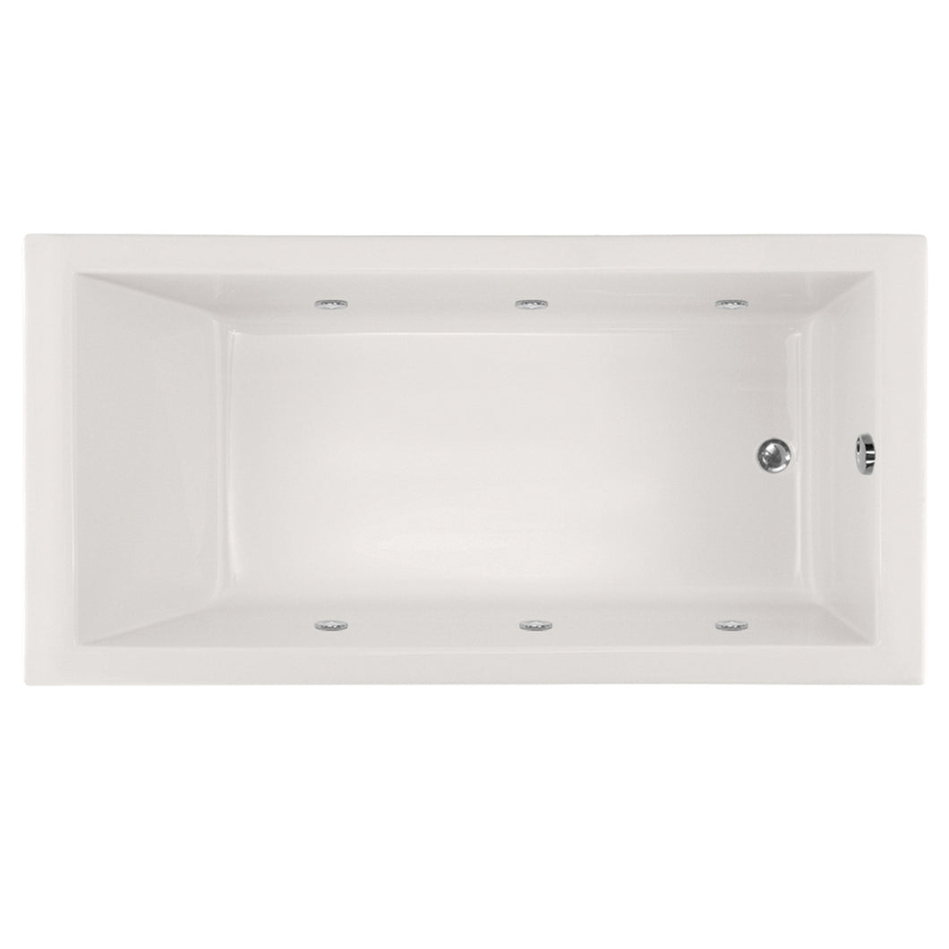 Hydro Systems LAC6630ACO Lacey 66 X 30 Acrylic Combo Tub System