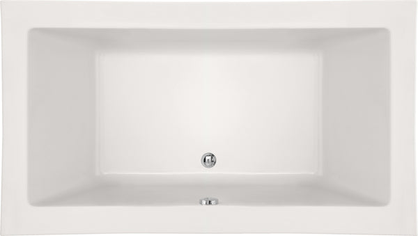 Hydro Systems LAC7254ATO Lacey 72 X 54 Acrylic Soaking Tub