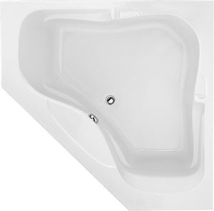 Hydro Systems LAR6060ATA Lara 60 X 60 Acrylic Thermal Air Tub System