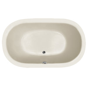 Hydro Systems LIL6642ATA Liliana 66 X 42 Acrylic Thermal Air Tub System